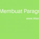 Tutorial HTML : Membuat Paragraf Dan Judul